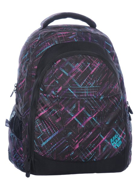 Bagmaster DIGITAL 0115 B BLACK/VIOLET/BLUE