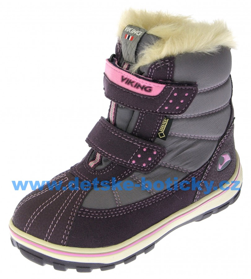 Viking 3-84330-1609 Yme GTX purple/pink