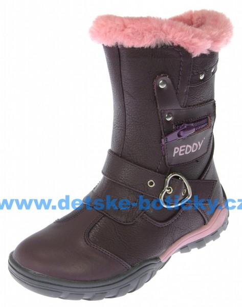 Peddy PT-633-30-08 fialová