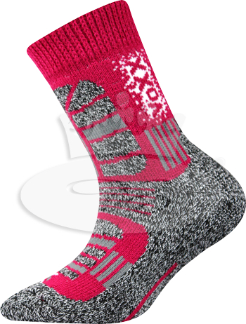 VoXX ponožky Traction dětské dívčí