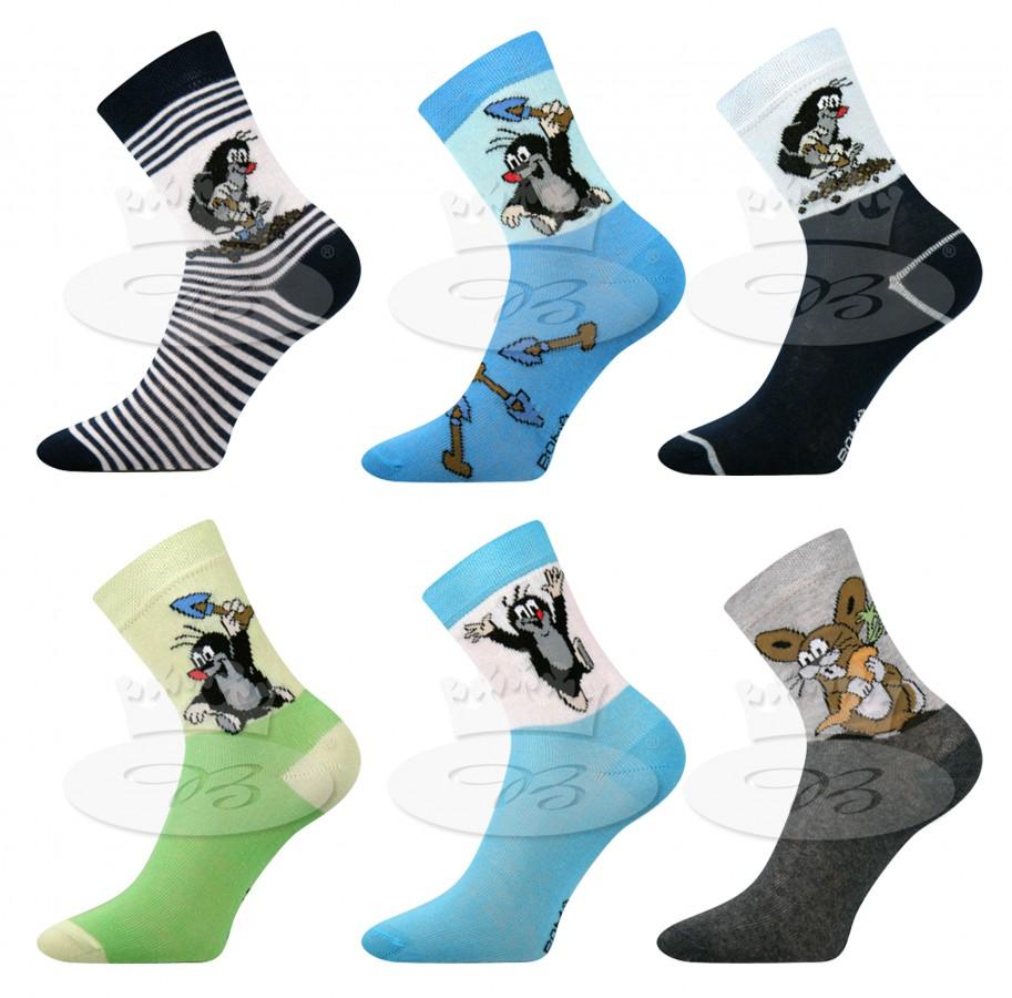 Boma ponožky Krtek chlapec