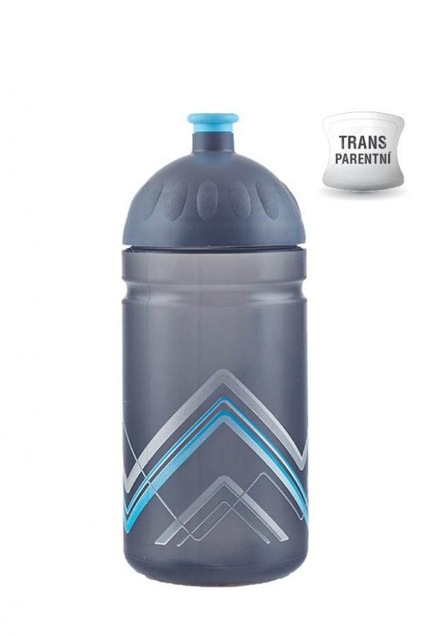 Zdravá lahev V050282 BIKE Hory modrá 0,5l