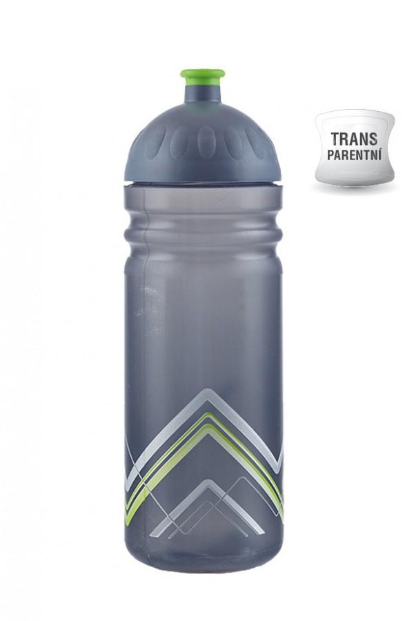 Zdravá lahev V070293 BIKE Hory zelená 0,7l