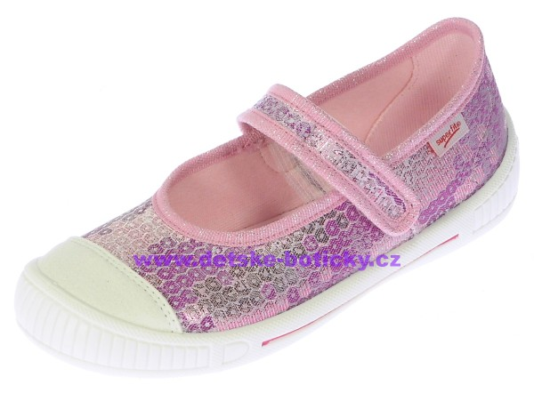 Superfit 6-00261-64 pink kombi