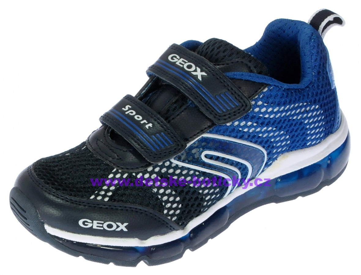Geox J6244C 014CE C4226 navy/royal