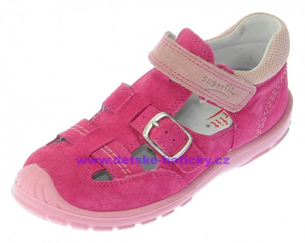 Superfit 6-00430-64 pink kombi