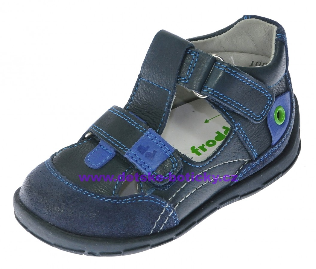Froddo G2150047 dark blue