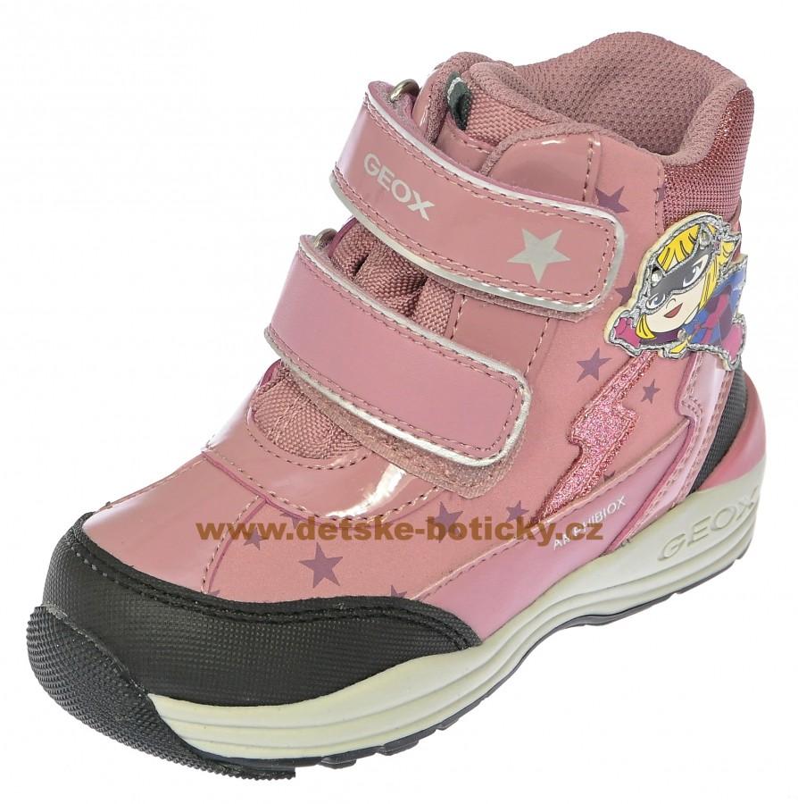 Geox B741FB 0BC50 C8F9B dk pink black 15890aa0da