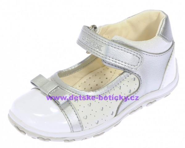 Geox B52E6A 05443 C0434 silver white f957eb6513