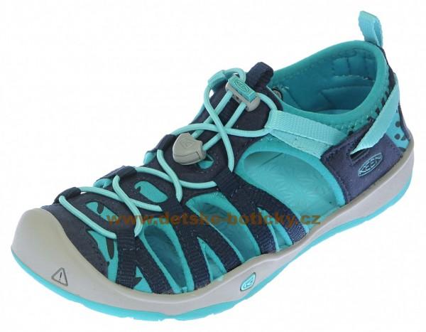Keen Moxie sandal dress blues viridian 1016354 1016351 9f2a1732c5