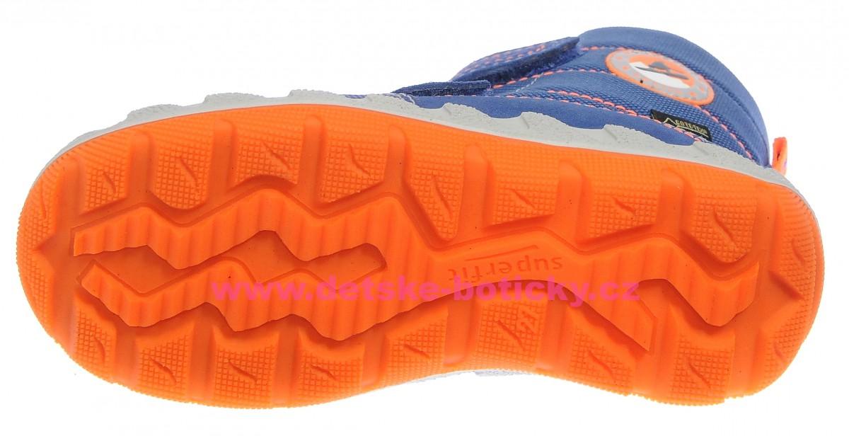09b6bddf2a1 ... Fotogalerie  Superfit 3-00013-81 Icebird blau orange ...
