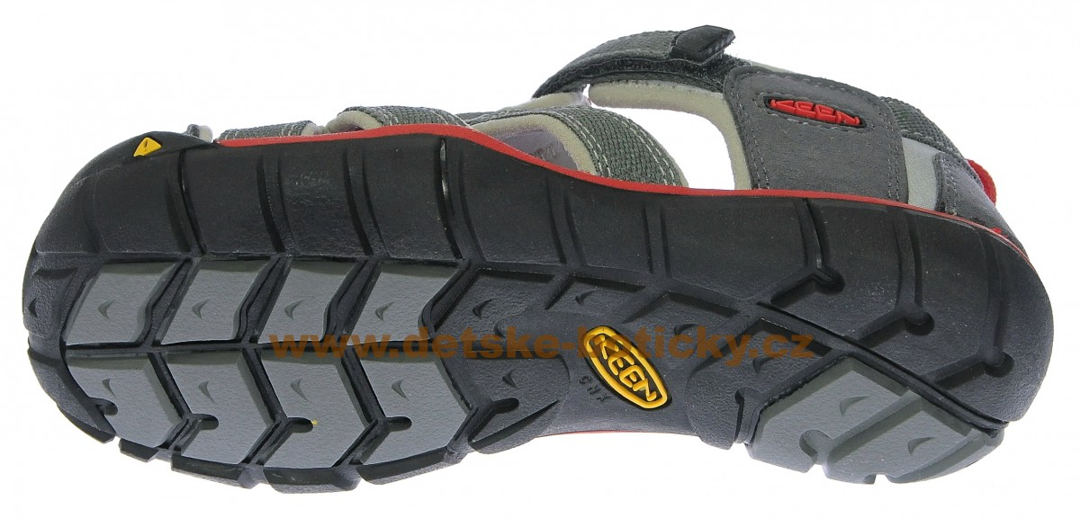 ... Fotogalerie  Keen Seacamp II CNX magnet racing red 1014123 1014126 ... 54adcc43ad