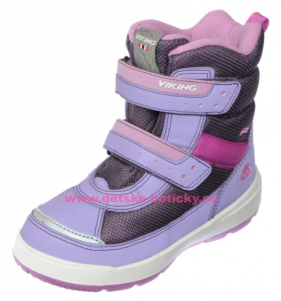 5294555d361 Viking 3-87025-2706 Play II R GTX reflective lilac · 1999. Gore tex ...