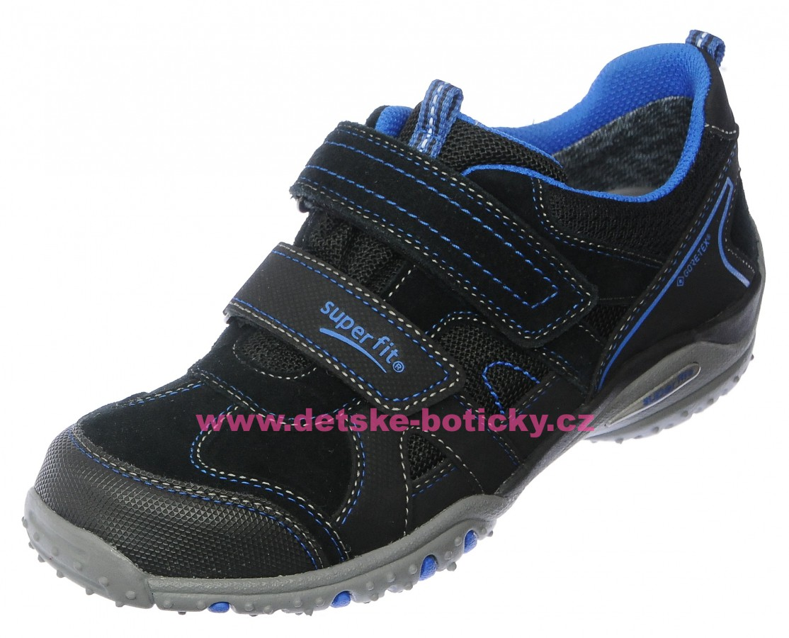 81584fe908e Superfit 2-00225-03 Sport4 schwarz multi