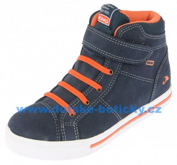 fee5d81480f Viking 3-83070-531 navy orange
