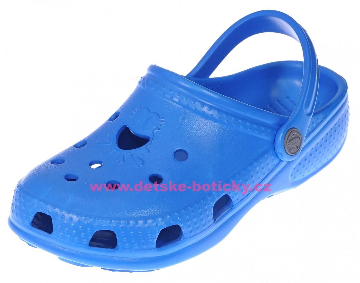 Coqui Big Frog 8101 sea blue 101474 f176aa3a10