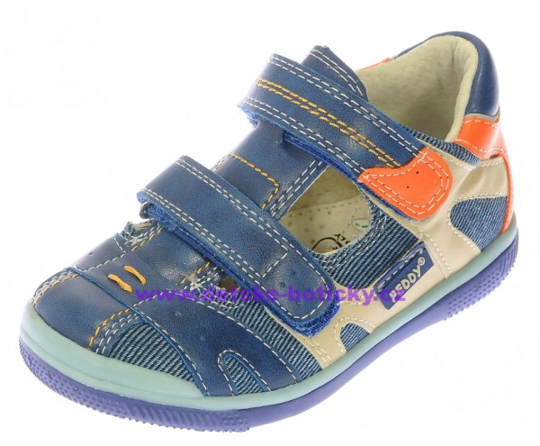 Peddy PW-612-37-06 modrá béžová e961403397