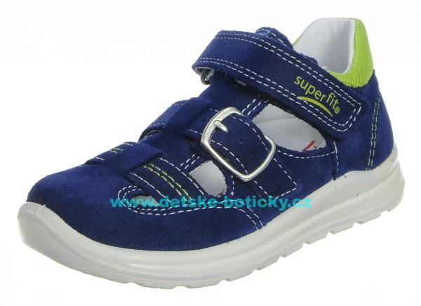 7ac9ef789e9 Superfit 4-00430-80 Mel blau hellgrun
