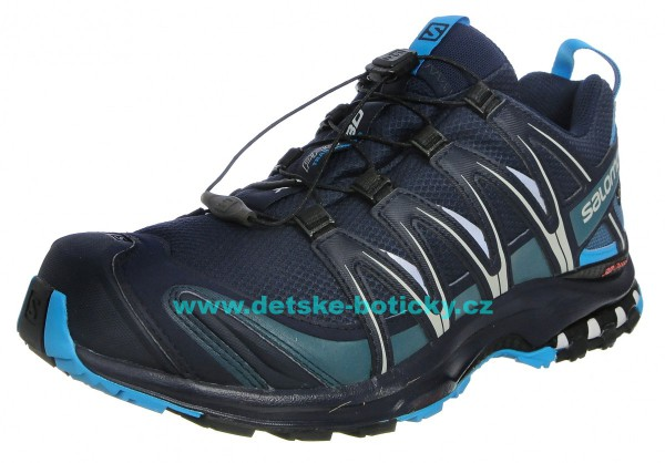 Salomon XA PRO 3D GTX 393320 navy blazer/hawaiian ocean/dawn blue
