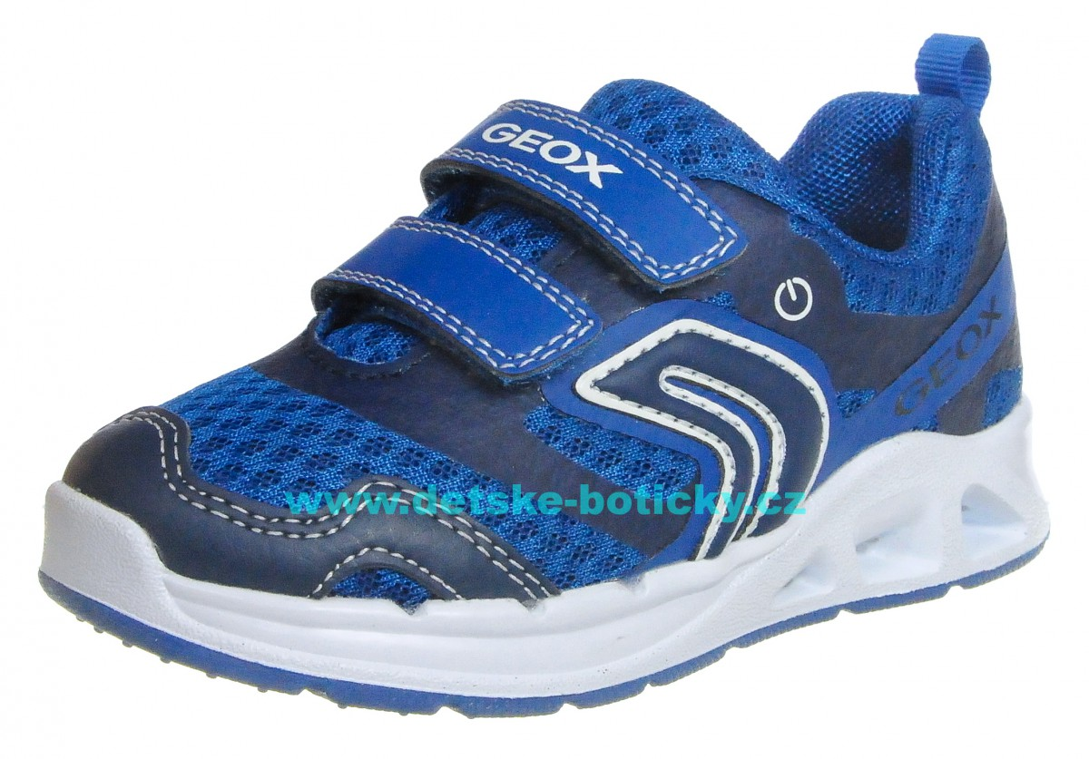 Geox B922PB 01454 C4227 royal/navy