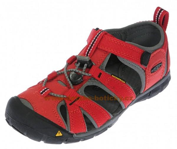 Keen Seacamp II CNX racing red gargoyle 1014470 1014478 9ca19ccd38