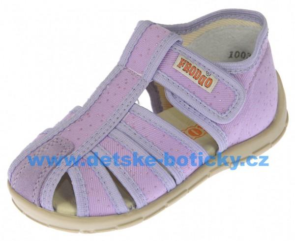 Froddo G1700045-4 fialová 0ae566e28e
