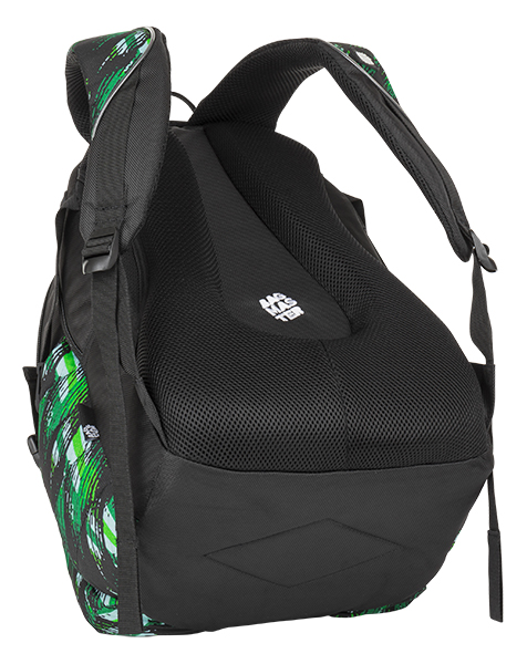 5c248765f3 ... Fotogalerie  Bagmaster BAG 8 F BLACK GREEN WHITE ...