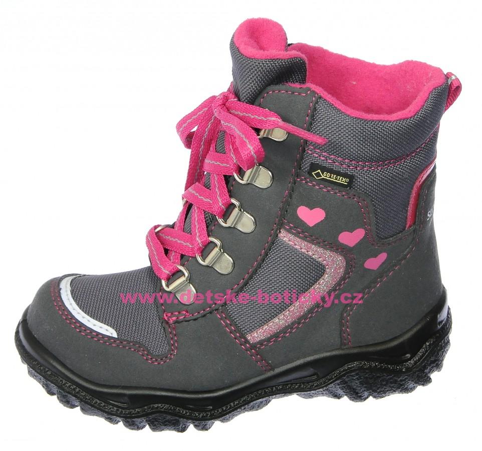 Fotogalerie  Superfit 3-09046-20 Husky1 grau rosa ... 73d7275116