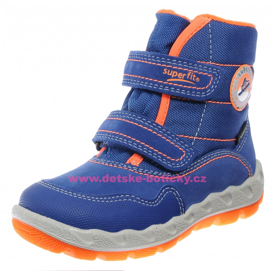 9d42a177fce Superfit 3-00013-81 Icebird blau orange